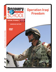 Operation Iraqi Freedom DVD