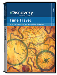 Into the Universe with Stephen Hawking: Time Travel DVD