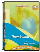 Rabbit Ears Storybook Collection: Thumbelina DVD