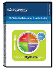MyPlate: Guidelines for Healthy Living DVD