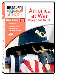 America at War: Charge and Defeat DVD