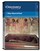 Curiosity:  I Was Mummified DVD