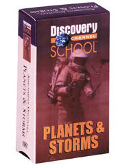 Planets and Storms DVD