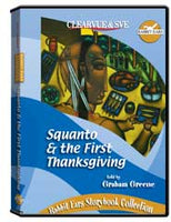 Rabbit Ears Storybook Collection: Squanto  and  the First Thanksgiving DVD