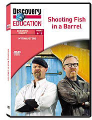 MythBusters: Shooting Fish in a Barrel DVD