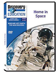 When We Left Earth: Home in Space DVD