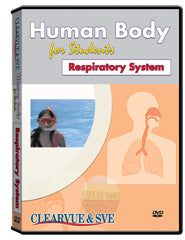 Human Body for Students: Respiratory System DVD