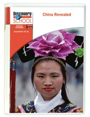 Discovery Atlas: China Revealed 2-Pack DVD