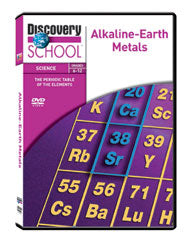 Alkaline-Earth Metals DVD