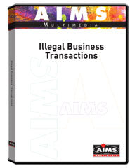 Illegal Business Transactions DVD