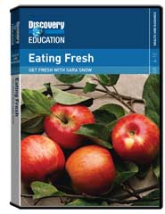 Get Fresh with Sara Snow: Eating Fresh DVD