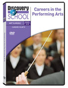 Careers in Arts 2-Pack DVD