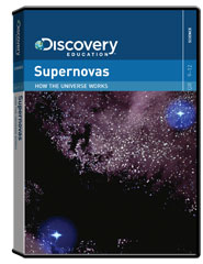 How the Universe Works: Supernovas DVD