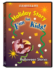 Holiday Story Fun for Kids: Halloween Stories DVD