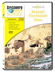 Mystic Lands: Anasazi: The Ancient Ones DVD