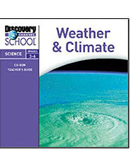 Weather  and  Climate CD-ROM