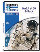 NASA at 50 2-Pack DVD