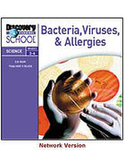 Bacteria, Viruses,  and  Allergies Network CD-ROM