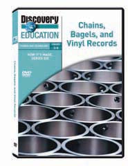 How It's Made: Chains, Bagels, and Vinyl Records DVD