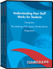 Understanding How Stuff Works for Students Set of 5 DVD