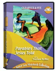 Rabbit Ears Storybook Collection: Parables That Jesus Told DVD