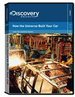 How the Universe Works: How the Universe Built Your Car DVD