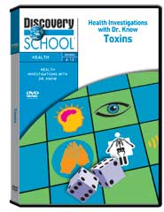 Health Investigations With Dr. Know: Toxins DVD