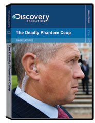 CIA Declassified:  The Deadly Phantom Coup DVD