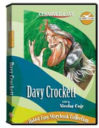 Rabbit Ears Storybook Collection: Davy Crockett DVD