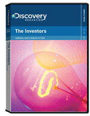 America: Facts versus Fiction: The Inventors  DVD