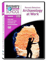 Forensic Detectives: Archaeology at Work DVD
