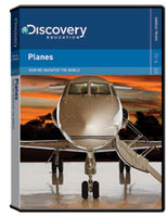 How We Invented the World: Planes DVD
