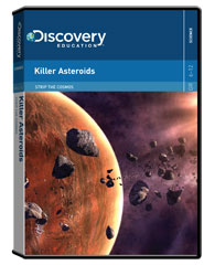Strip the Cosmos: Killer Asteroids DVD