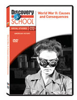 World War II: Causes and Consequences DVD