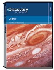 How the Universe Works:  Jupiter DVD