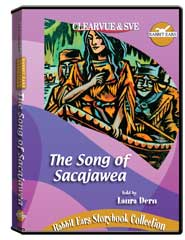 Rabbit Ears Storybook Collection: The Song of Sacajawea DVD