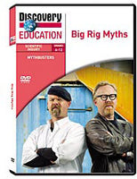 MythBusters: Big Rig Myths DVD