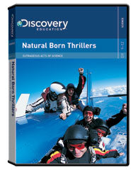 Outrageous Acts of Science: Natural Born Thrillers DVD