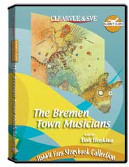 Rabbit Ears Storybook Collection: The Bremen Town Musicians DVD