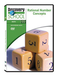 Rational Number Concepts DVD