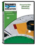 Discovering Math: Advanced Geometry 2-Pack DVD