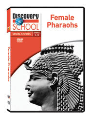 Female Pharaohs DVD