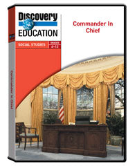 Commander-in-Chief DVD