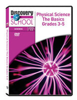 Physical Science: The Basics 3-5 DVD