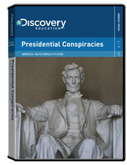 America: Facts versus Fiction: Presidential Conspiracies DVD