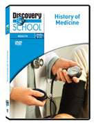 History of Medicine 3-Pack DVD
