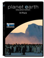 PLANET EARTH - Education Edition DVD