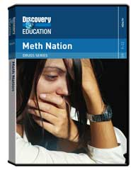 Drugs Series: Meth Nation DVD