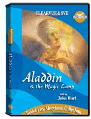 Rabbit Ears Storybook Collection: Aladdin  and  the Magic Lamp DVD