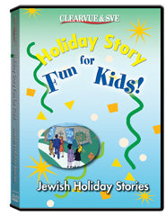 Holiday Story Fun for Kids: Jewish Holiday Stories DVD